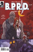BPRD: Night Train - One-Shot Comic